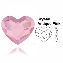 2808 Crystal Antique Pink