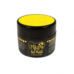 Gel Paint - Yellow
