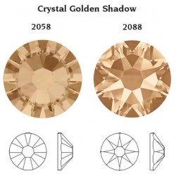 Crystal Golden Shadow