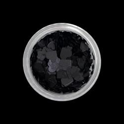 Magpie Hearts - Black