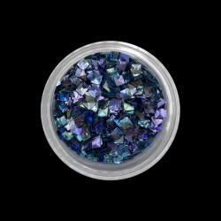 Magpie 3D Square - Blue