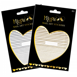 Magpie Nail Art Stickers - 021