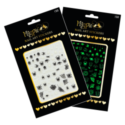 Magpie Nail Art Stickers -...