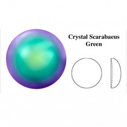 2080 Crystal Scarabaeus Green