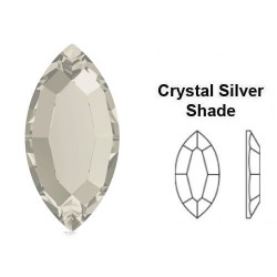 2200 Crystal Silver Shade
