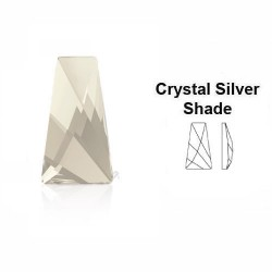 2770 Crystal Silver Shade