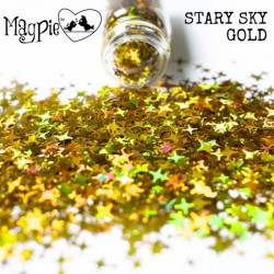 Magpie Stary Sky - Gold