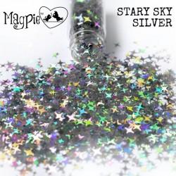 Magpie Stary Sky - Silver